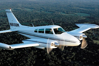 Cessna 310 similar to NASCAR plane that crashed in Sanford, FL
