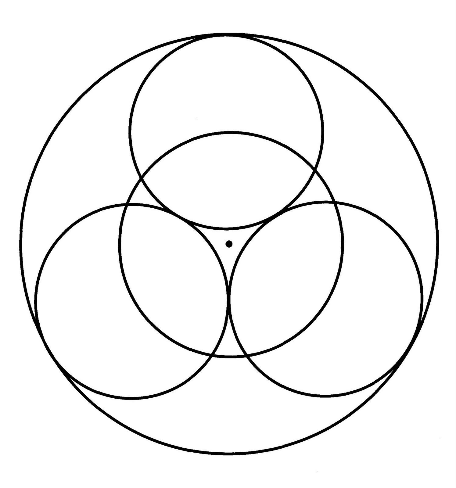 Mandalas Para Pintar: Mandala básico II