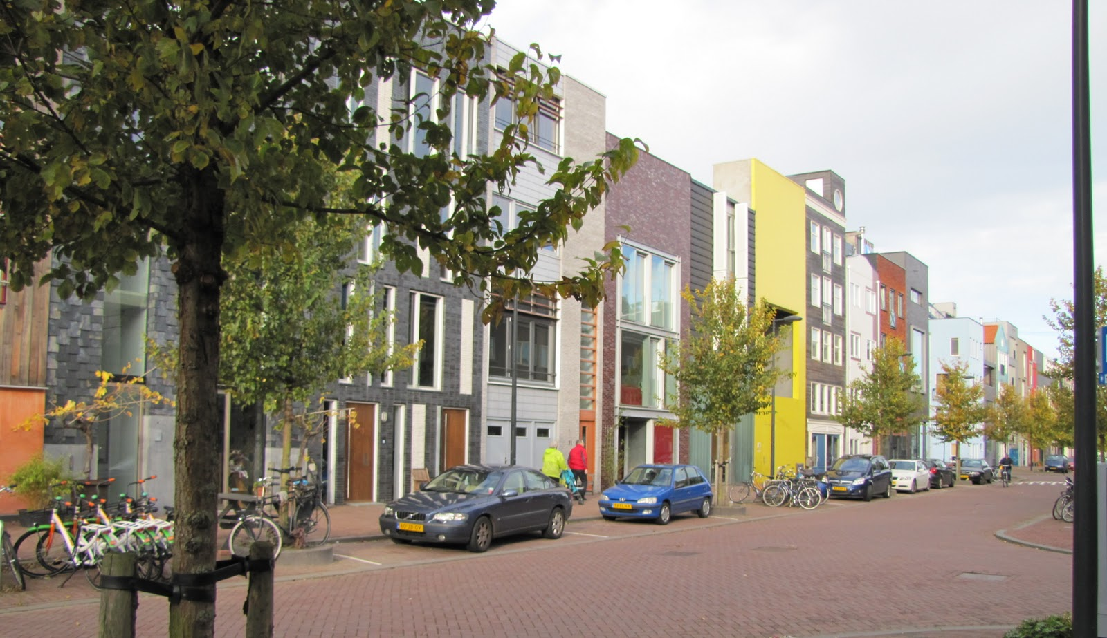 Ijburg: amsterdam by the sea: architecture