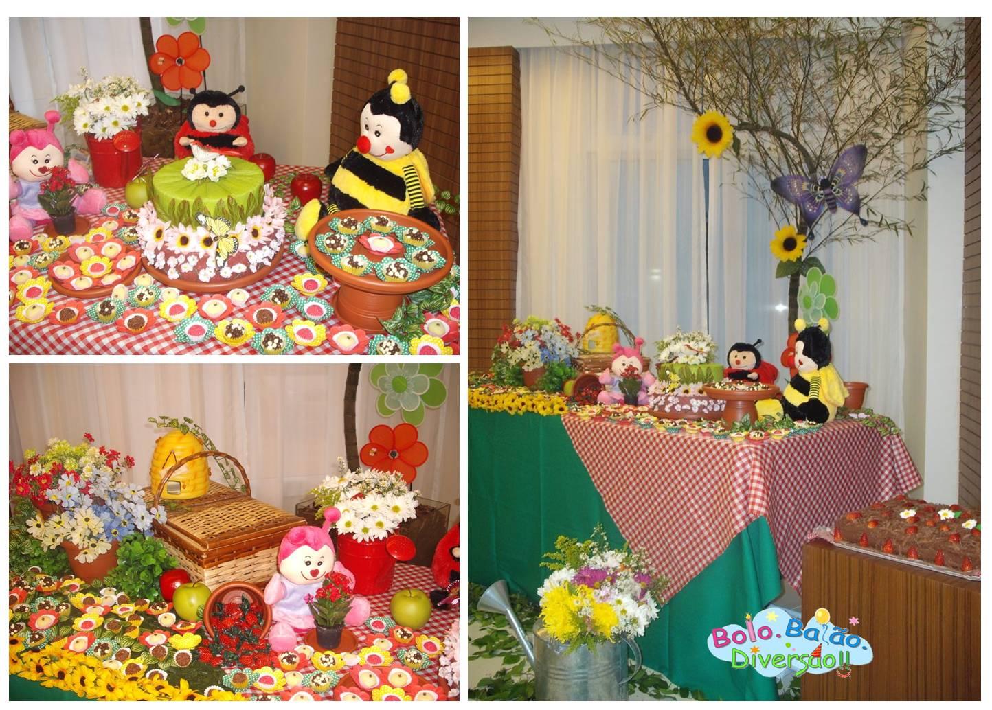 Festa Piquenique no Jardim
