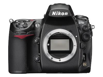 Nikon DSLR - D700