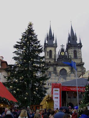 revelion praga republica ceha