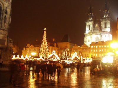 centrul orasului praga cehia