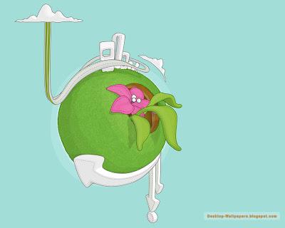 iarba pamant planeta