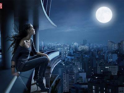 nopate luna femeie
