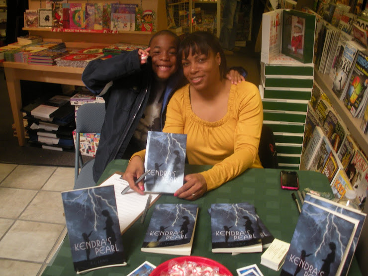 Book Signing with my Son