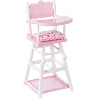 Santa is coming chaise haute for Chaise haute pour poupon