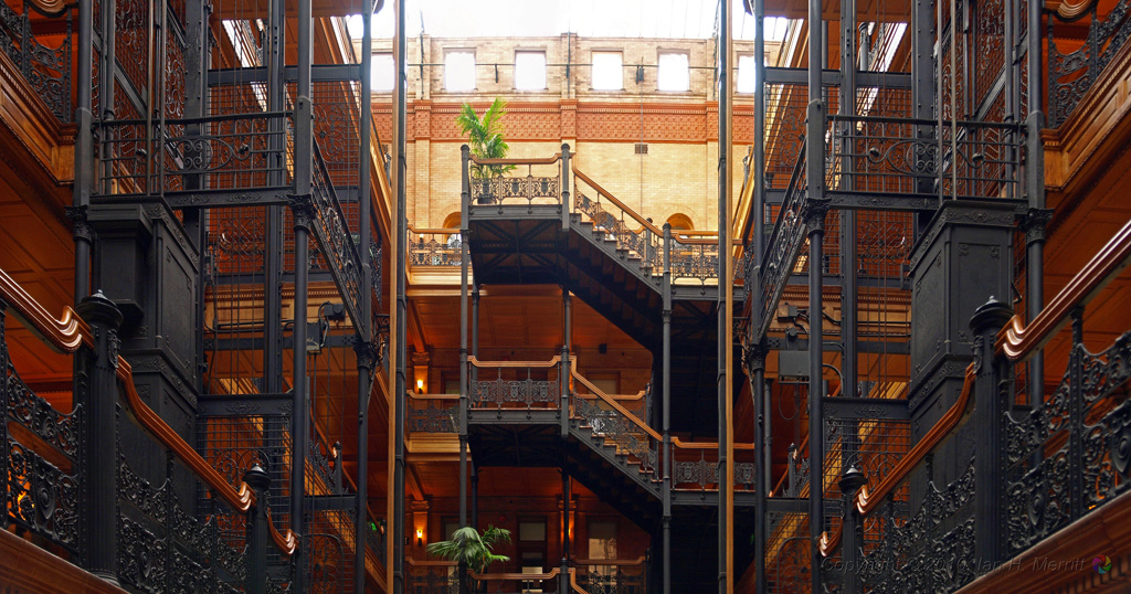 Shutter Eye: Bradbury Building