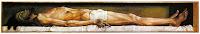 Holbein: Jesus Entombed