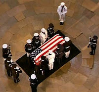 The Reagan Funeral