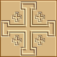 Jerusalem Cross