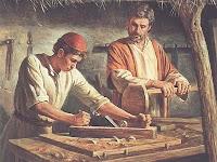 Jesus and Joseph