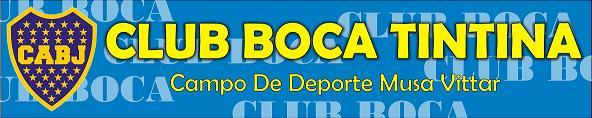 Club Boca Tintina