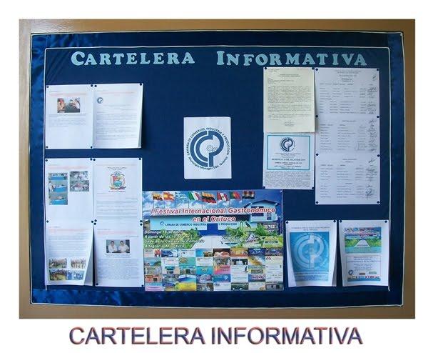 Que debe integrar una Cartelera Informativa? ~ U.E.N Cagua