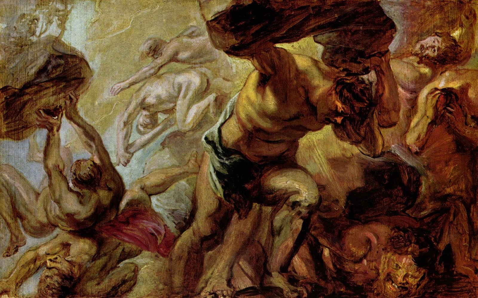 Classic a Day: ... Polyphemus Odysseus