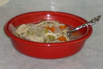 A Mans Gotta Eat Soup Is Good Food