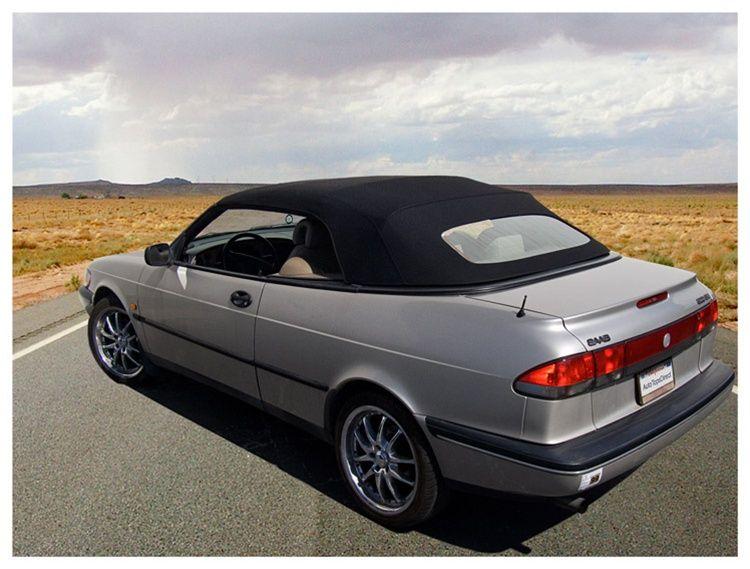saab 900 convertible cover eBay