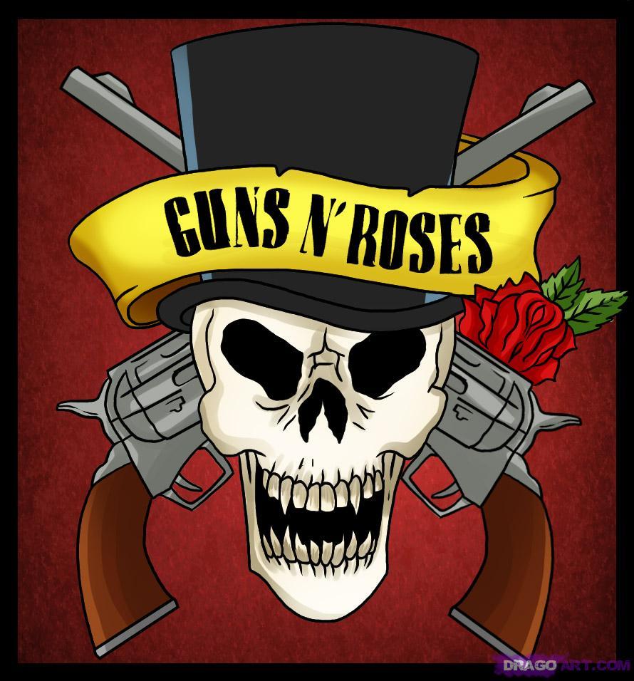 letra de canciones de los guns n roses: