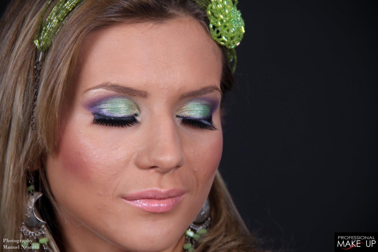 Beauty Fashion Foto Ana Modiga Makeup Artist