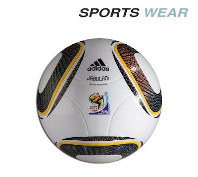 World Cup Jabulani. Adidas Jabulani (World Cup