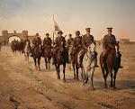 Junto a los Héroes de Alcántara