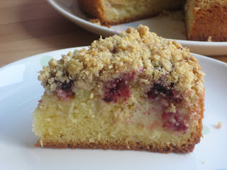 The Goddess S Kitchen Blackberry And Apple Cake