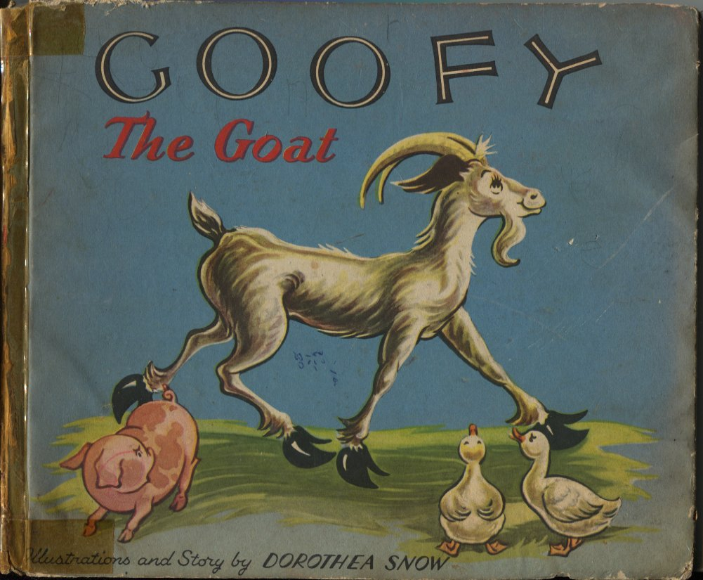 shabby collectible children s books that i can t throw away goofy