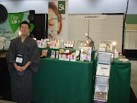 Sugimoto America Genmaicha, Sencha, and Hojicha teas are available at the Coffee Festival!