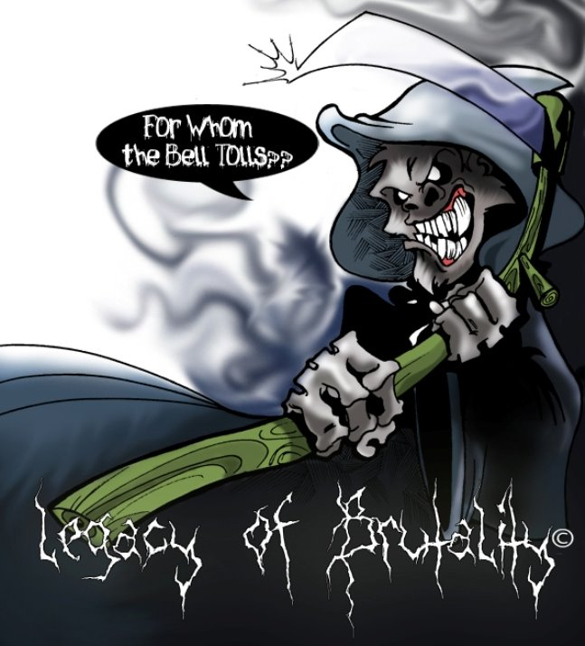 †«.¸¸.¤°°Legacy of Brutality°°¤.¸¸.»†