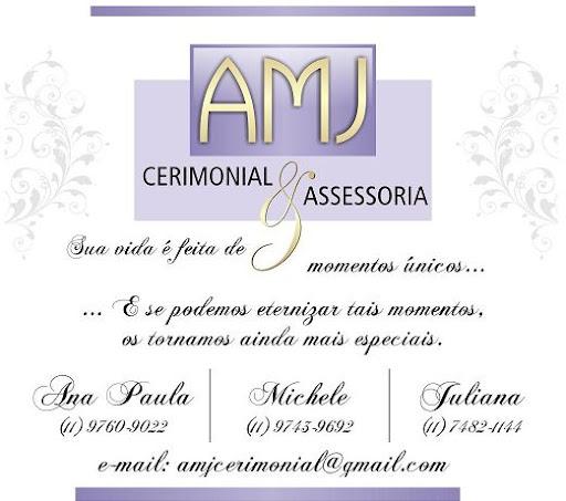 AMJ Cerimonial e Assessoria