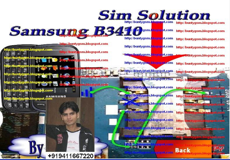 How to write flash on samsung s3310