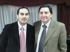 Hmno.José Aceituno, Pastor Aurelio Pizarro