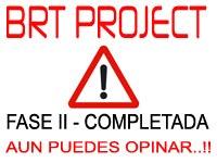 BRT - Segunda fase