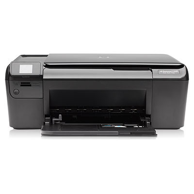 HP Photosmart C4680 All-in-One Printer User guide