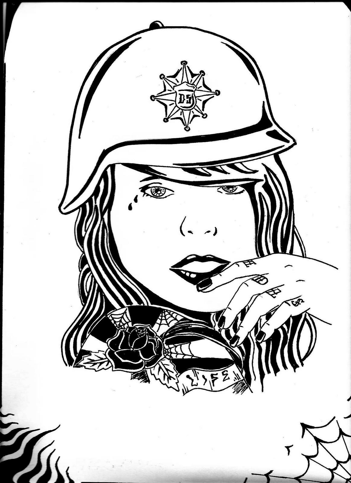 cholos dibujos - photo #5