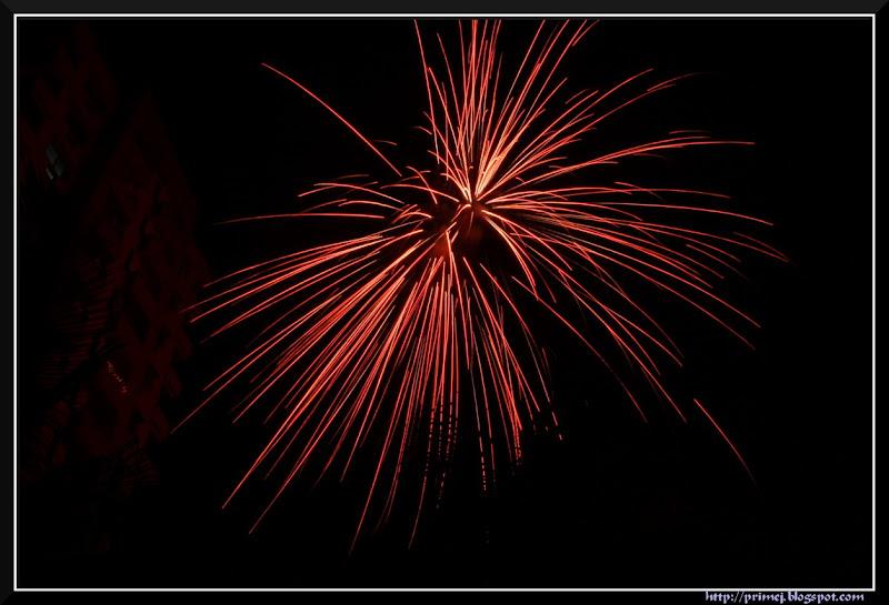 Deepavali Fireworks