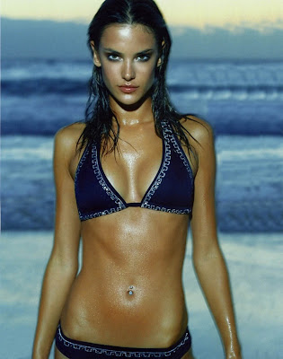 Alessandra Ambrosio Hot Picture