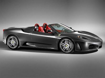 Ferrari Street Car