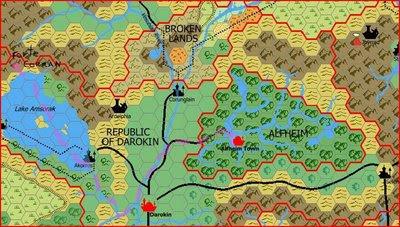 Mapa da aventura