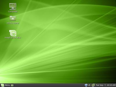 Linux Mint Debian Debian