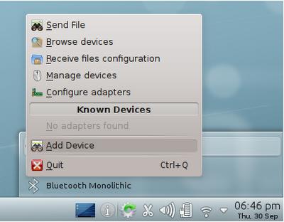 Kubuntu 10.10 Maverick Meerkat Bluedevil1