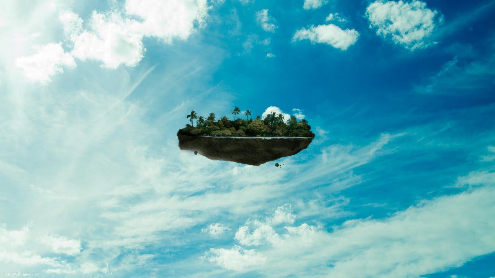 Experiência de Morte em Sonhos Ilha+flutuante2