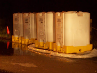Gulf Chemist: Mercenaries Hired By BP Are Now Applying Toxic Dispersant containers