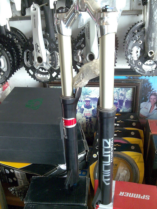 For Sale : Manitou Minute AM travel 140mm Rp. 3.850.000,-
