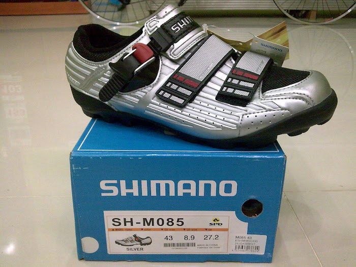 Ready Stock.. SHIMANO SPD M-082 uk. 42 - 43