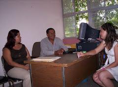 Equipo Técnico de la Superisión Escolar de la Zona 016