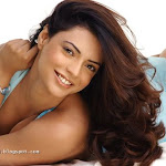 Shweta Bhardwaj Stunning Cleavage - Hot Debut