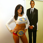 Obama Girl - Crush on Obama