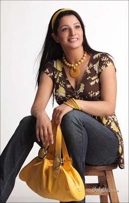 Sara Dhillon Femina Miss India Aspirant 2009