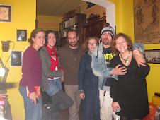 También en casa de Quique y Meriel (11/11/ 2009)